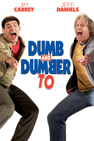 movie poster for Dumb And Dumber To