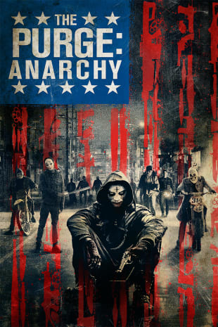 movie poster for The Purge: Anarchy