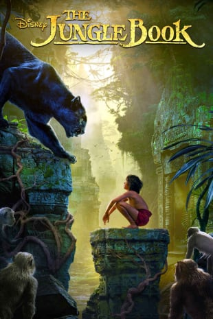 movie poster for The Jungle Book