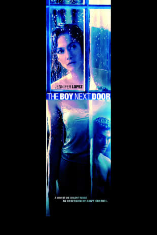 movie poster for The Boy Next Door