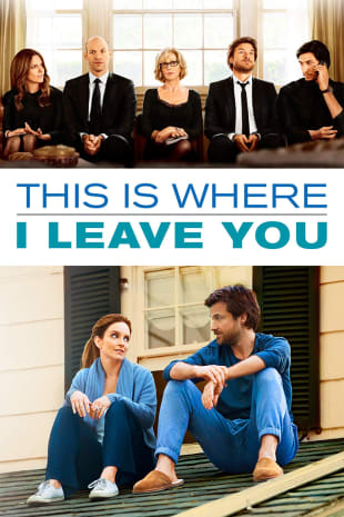 movie poster for This Is Where I Leave You