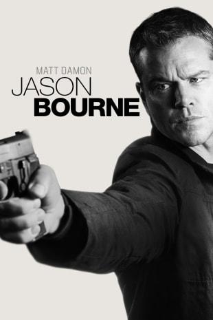 movie poster for Jason Bourne