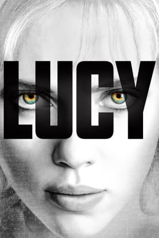 movie poster for Lucy