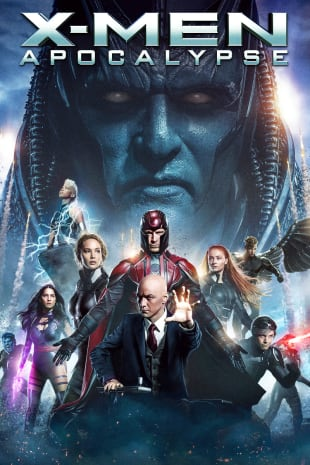 movie poster for X-Men: Apocalypse