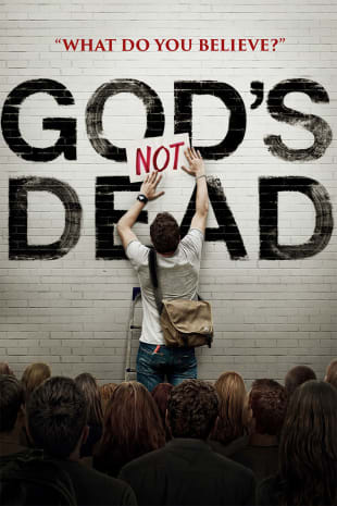 movie poster for God's Not Dead