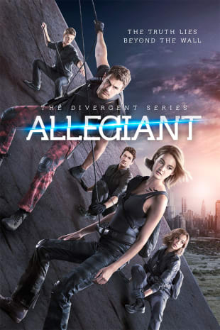 movie poster for Divergent Series: Allegiant