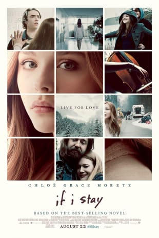 movie poster for If I Stay