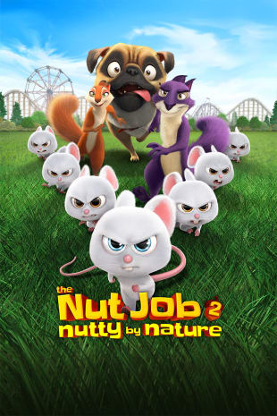 movie poster for Nut Job 2: Nutty By Nature