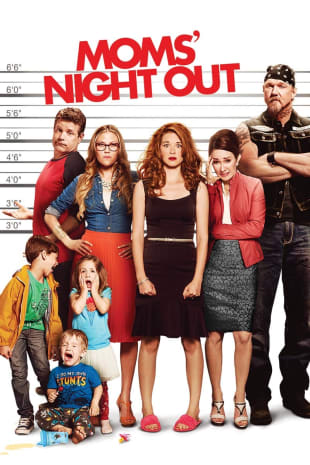 movie poster for Mom's Night Out