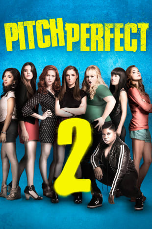 movie poster for Pitch Perfect 2