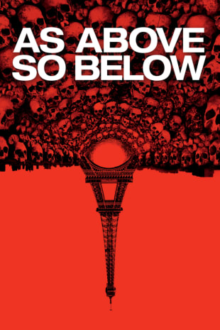 movie poster for As Above, So Below