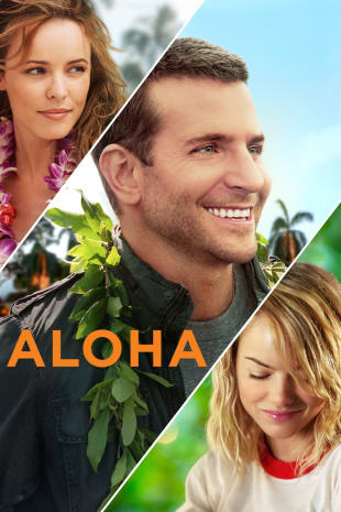 movie poster for Aloha