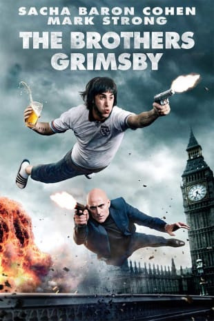 movie poster for The Brothers Grimsby