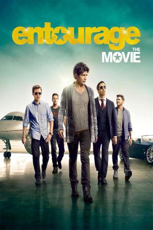 movie poster for Entourage