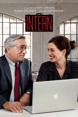 movie poster for The Intern