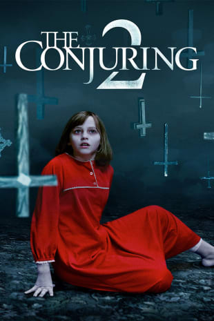 movie poster for The Conjuring 2
