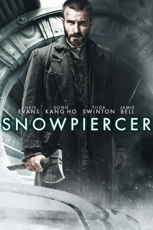 movie poster for Snowpiercer