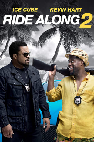 movie poster for Ride Along 2