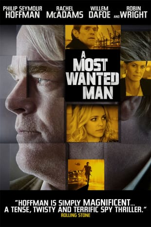 movie poster for A Most Wanted Man