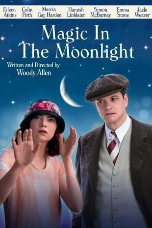 movie poster for Magic In The Moonlight