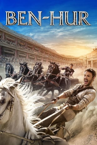 movie poster for Ben-Hur