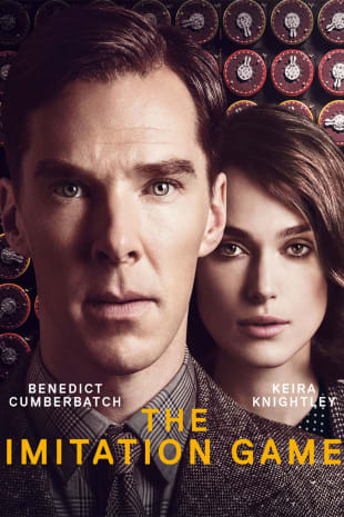 movie poster for The Imitation Game