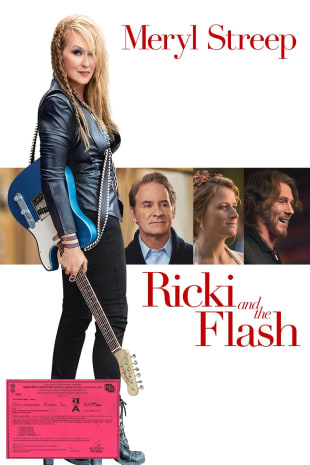 movie poster for Ricki And The Flash