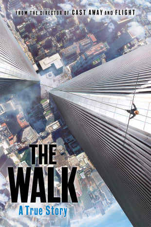 movie poster for The Walk