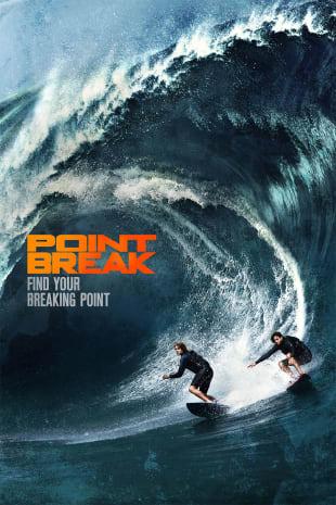movie poster for Point Break