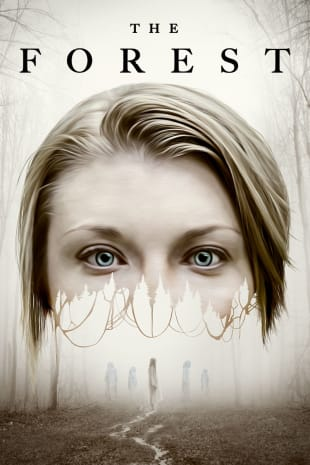 movie poster for The Forest