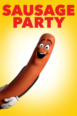 movie poster for Sausage Party