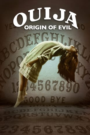 movie poster for Ouija: Origin Of Evil