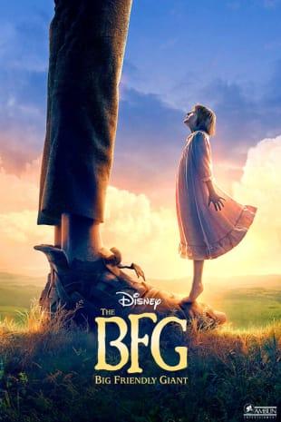 movie poster for The BFG