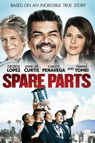 movie poster for Spare Parts