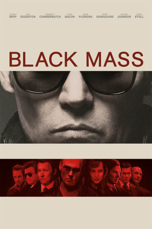 movie poster for Black Mass