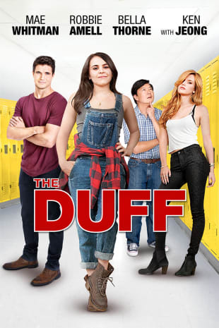 movie poster for The DUFF