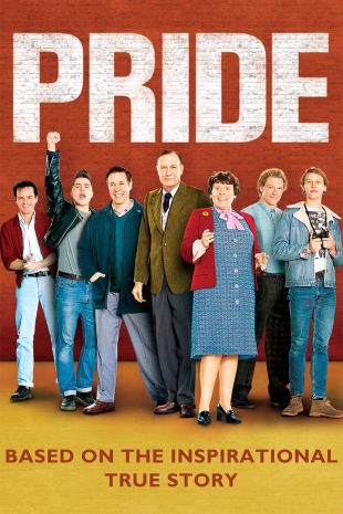 movie poster for Pride (2014)