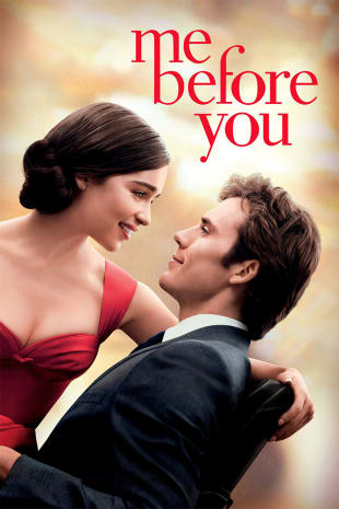 movie poster for Me Before You