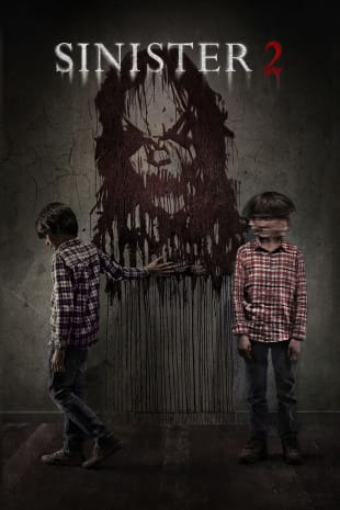 movie poster for Sinister 2
