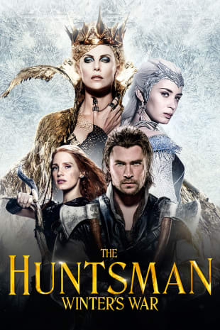 movie poster for The Huntsman: Winter's War