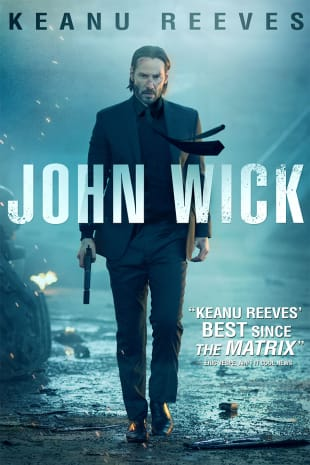 movie poster for John Wick