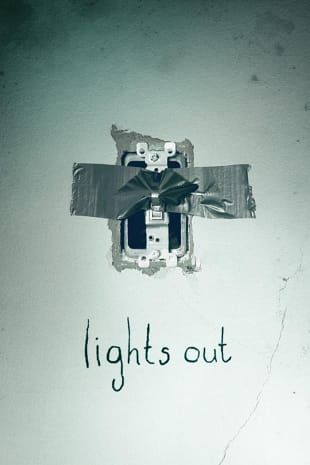 movie poster for Lights Out