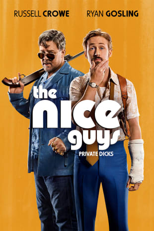 movie poster for The Nice Guys