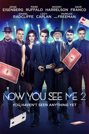 movie poster for Now You See Me 2