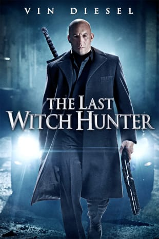 movie poster for The Last Witch Hunter