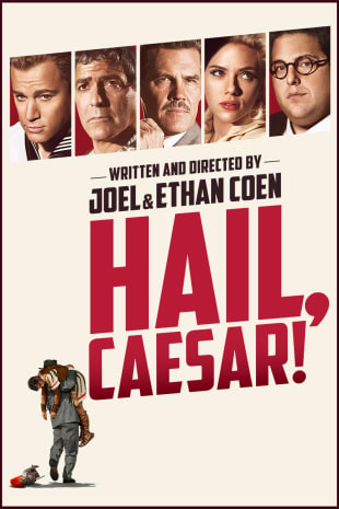 movie poster for Hail, Caesar!