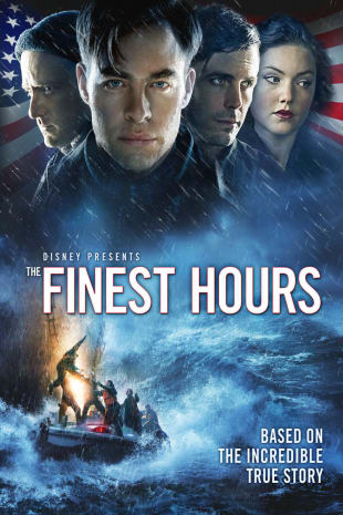 movie poster for The Finest Hours