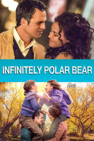 movie poster for Infinitely Polar Bear