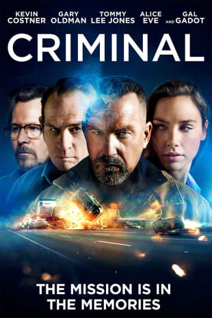 movie poster for Criminal