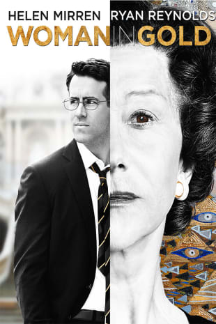 movie poster for The Woman In Gold